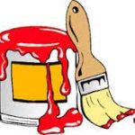 رنگ زدن خانه شهریار
